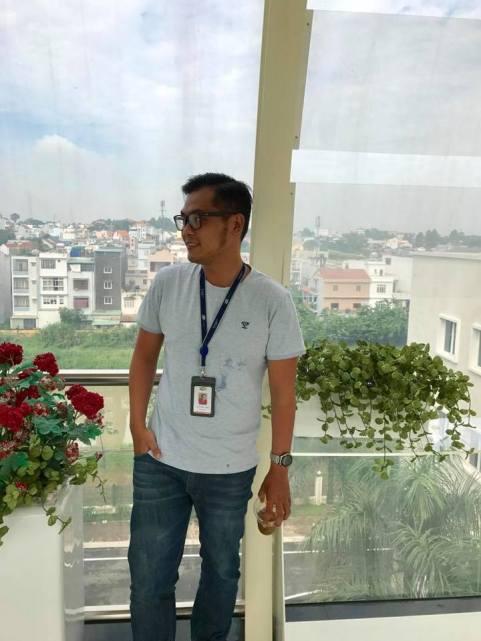 Anh Cát Nghiêm Hiếu Tuấn hiện đang là Senior Developer tại FPT Software.