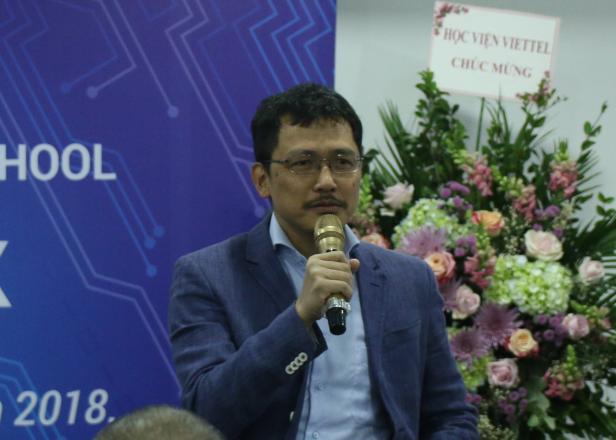 anh Nguyễn Thành Lâm - Giám đốc FUNiX HCM